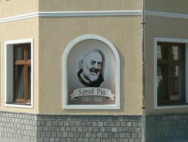 Szent Pio - Székelyudvarhely