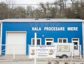HALĂ PROCESARE MIERE - Bunești